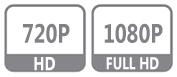 HIKVISION-1080P-720P