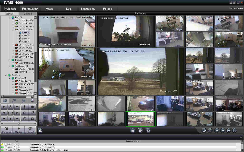hikvision cms client