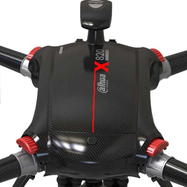 کوادکوپترر هلی کوپتر درون داهوا dahua drone X820S