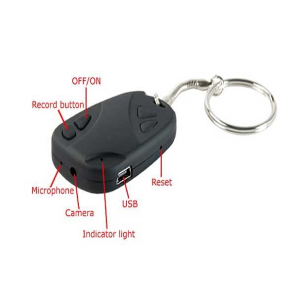 car remote hidden camera pride